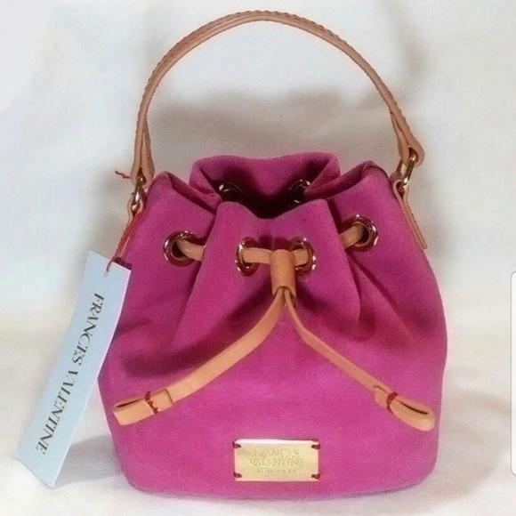 da1a195300 kate spade Bags | Frances Valentine Mini Bag Purse | Poshmark